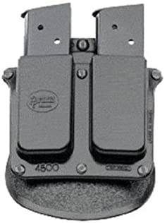 Fobus Double Magazine Pouch Single Stack 9mm/45 4500P