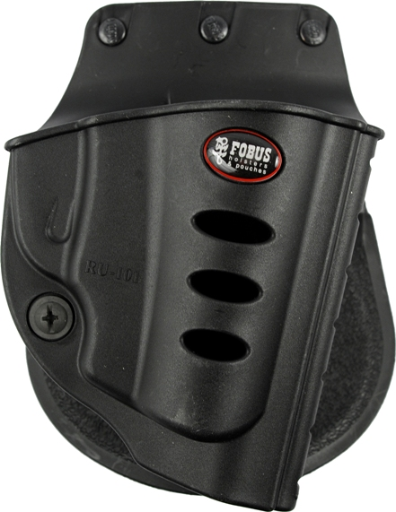 Fobus Ruger SP101 Paddle Holster RU101 Evolution E2