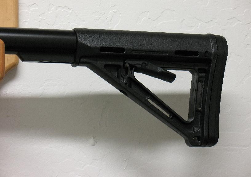 Bushmaster AR15 Magpul MOE Black 16 Rifle Rare [LBM90291] - $829 00