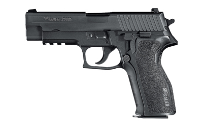 "SIG P226 40SW 4.4"" BLACK 12RD NIGHT SIGHTS"