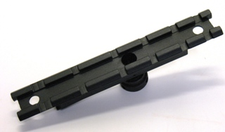 AR15 Carry Handle Mount Rail System Vector Optics